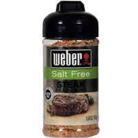 Weber Salt Free Steak Seasoning - 5.5 oz