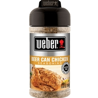Weber Beer Can Chicken Seasoning - 5.5 oz