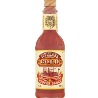 Louisiana Gold Red Pepper Sauce - 5 oz