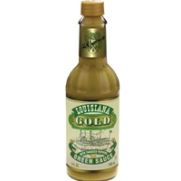 Louisiana Gold Green Pepper Sauce - 5 oz