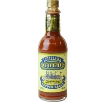 Louisiana Gold Horseradish Pepper Sauce - 5 oz
