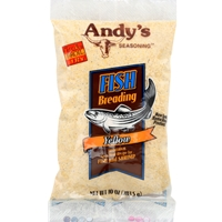 Andy's Yellow Fish Breading - 10 oz
