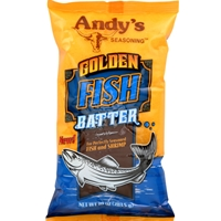Andy's Golden Fish Batter - 10 oz