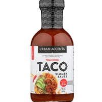 Urban Accents Thai Chili Taco Simmer Sauce