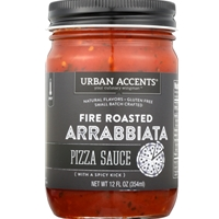 Urban Accents Fire Roasted Arrabbiata Pizza Sauce