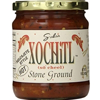 Xochitl Hot Stone Ground Salsa