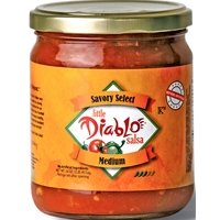 Little Diablo Medium Salsa