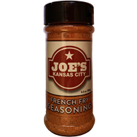 Joe's Kansas City French Fry Seasoning