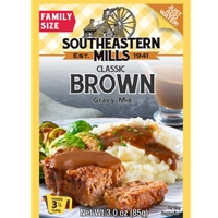 Southeastern Mills Brown Gravy Mix