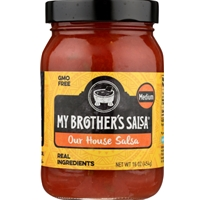 My Brother's Salsa Medium House Salsa