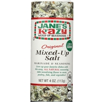 Jane's Krazy Original Mixed-Up Salt - 4 oz