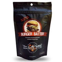 Fire in the Kitchen Burger Batter Seasoning