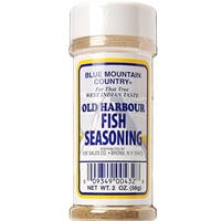 Blue Mountain Country Old Harbour Fish Seasoning 2 oz