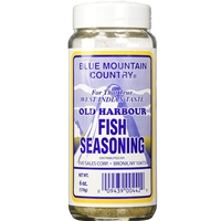 Blue Mountain Country Old Harbour Fish Seasoning 6 oz