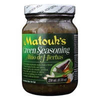 Matouk's Green Seasoning 8.5 oz