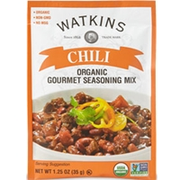Watkins Organic Chili Seasoning