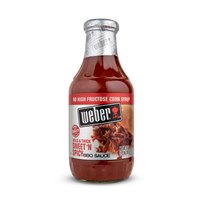 Weber Sweet 'N Spicy BBQ Sauce