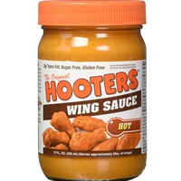 Hooters Hot Wing Sauce