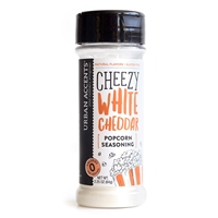 Urban Accents Cheezy White Cheddar Popcorn Seasoning