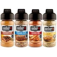 Weber Seasoning Gift Set