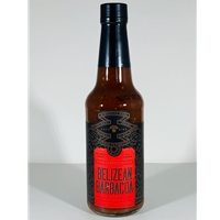 Maya Mike Belizean Barbacoa Fruitwood Smoked Wild Habanero All Purpose Sauce - Hot