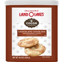 Land O Lakes Snickerdoodle & Chocolate Hot Cocoa Mix