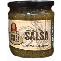 Hola Nola Fire Roasted Salsa Verde