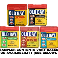 Old Bay Seasoning Sampler