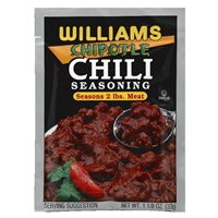 Williams Chipotle Chili Seasoning