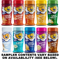 Kernel Seasons Popcorn Seasoning Sampler