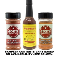 Joe's Kansas City Sampler
