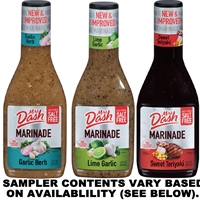 Mrs. Dash Marinade Sampler