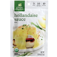 Simply Organic Hollandaise Sauce Mix