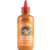 Melinda's Habanero Honey Mustard Pepper Sauce & Condiment