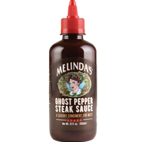 Melinda's Ghost Pepper Steak Sauce