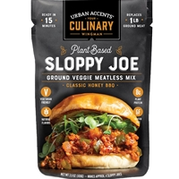 Urban Accents Plant Based Sloppy Joe Meatless Mix