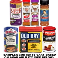 Blackened Seasoning Sampler