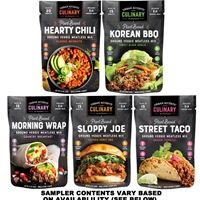 Urban Accents Plant Based Meatless Mix Sampler