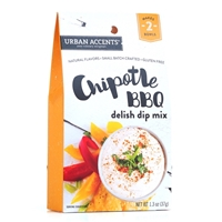 Urban Accents Chipotle BBQ Delish Dip Mix