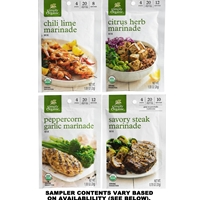 Simply Organic Marinade Mix Sampler