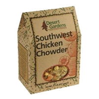 Desert Gardens Southwest Chicken Chowder Mix