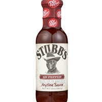 Stubb's Dr. Pepper Baste, Dip or Marinade Anytime Sauce