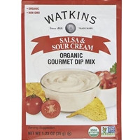 Watkins Salsa & Sour Cream Organic Dip Mix