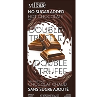 Gourmet du Village Double Truffle No Sugar Added Hot Chocolate
