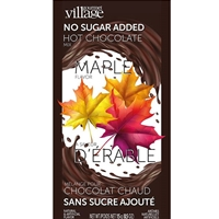 Gourmet du Village Maple No Sugar Added Hot Chocolate