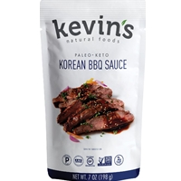 Kevin's Natural Foods Korean BBQ Sauce