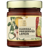 New York Shuk Harissa with Preserved Lemon