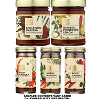 New York Shuk Harissa Sampler