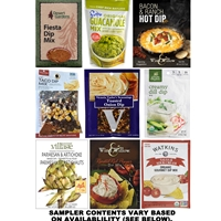 Best Selling Dip Mix Sampler