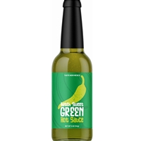Taste New Mexico Hatch Sweet Green Hot Sauce